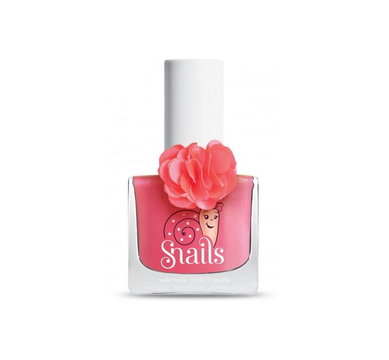 Lakier do paznokci dla dzieci - Róż owy- Fleur Rose - Snails
