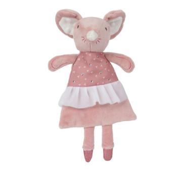 Myszka Baletnica - Różowa - Przytulanka - Tiamo