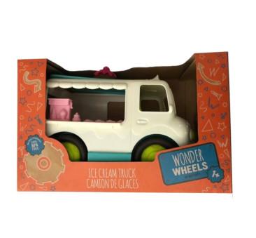 Ciężarówka z lodami - Ice Cream Truck - Wonder Wheels