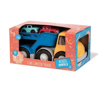 Ciężarówka do przewożenia samochodów - Car Carrier Truck - Wonder Wheels