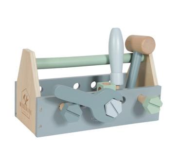 Zestaw Majsterkowicza - Litte Dutch Toolbox - Little Dutch