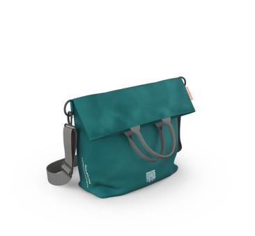 Greentom - Diaper Bag - Torba do wózka - teal/ butelkowa