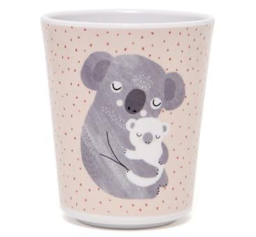 Kubeczek z melaminy - Koala - Petit Monkey