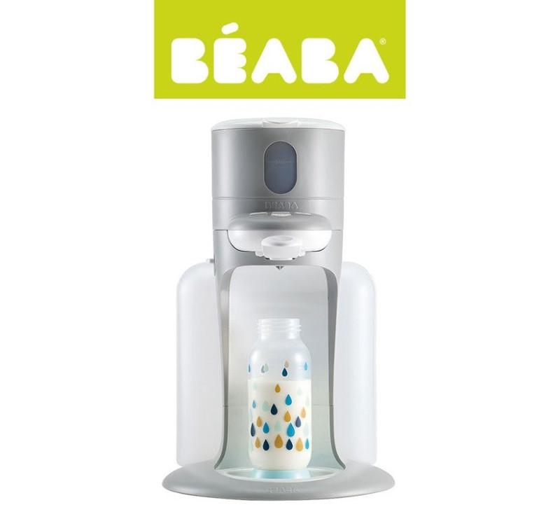 Bib'expresso® Ekspres do mleka 3w1 grey - Beaba