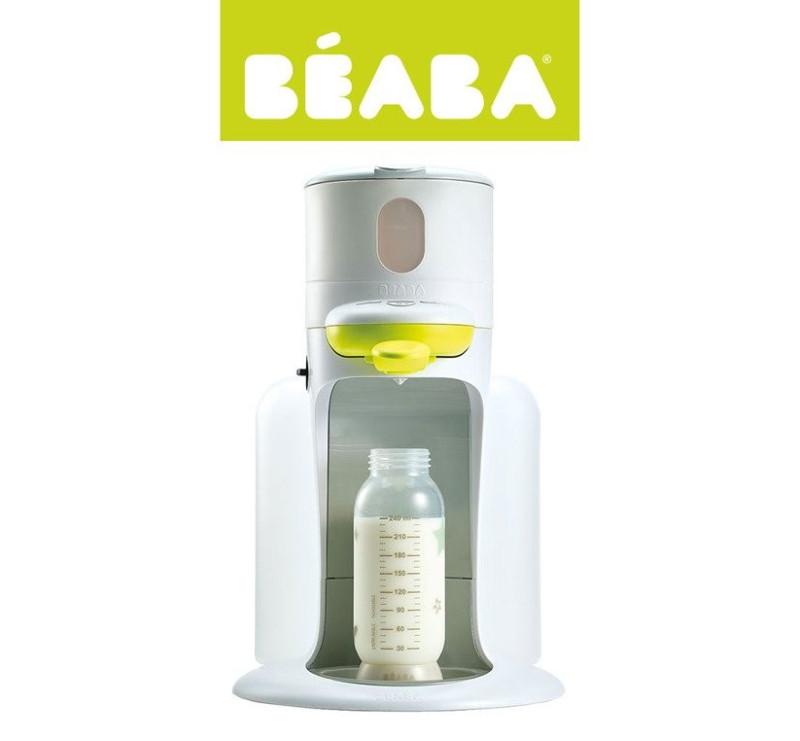 Bib'expresso® Ekspres do mleka 3w1 neon - Beaba
