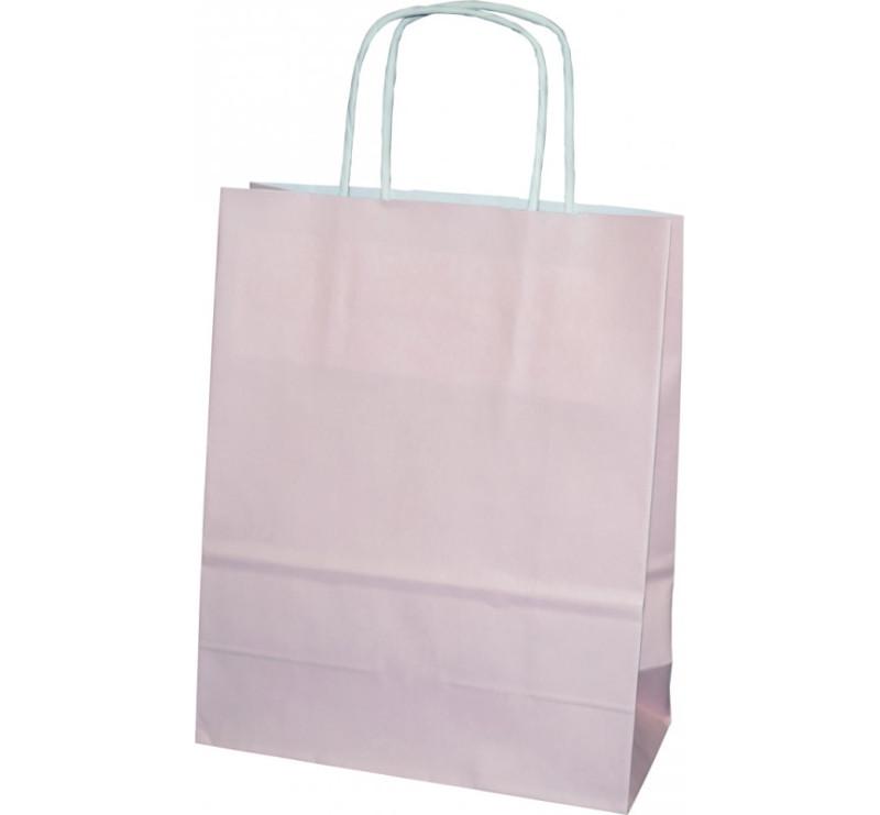 Torba prezentowa mała - różowa