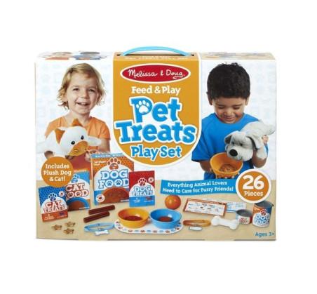 Zestaw Karmienie Zwierząt Domowych - Kot i Pies - Melissa & Doug