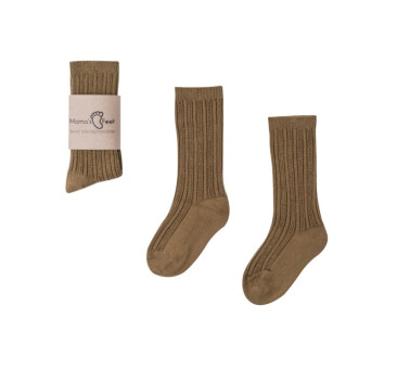 Podkolanówki 1-3 lat - Kaki Royal Baby - Mamas Feet - Mama's Feet