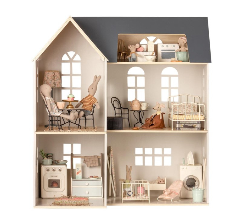 Domek dla lalek- House of miniature - Dollhouse - Maileg