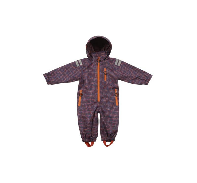 Rainsuit Soho 104-110 (4-5 lat) - Ducksday - Kombinezon Przeciwdeszczowy Całoroczny