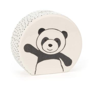 Panda Hary - Skarbonka Ceramiczna 13 cm - JellyCat
