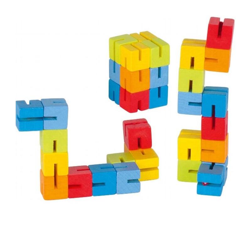 Mini Klocki Elastyczne - GOKI