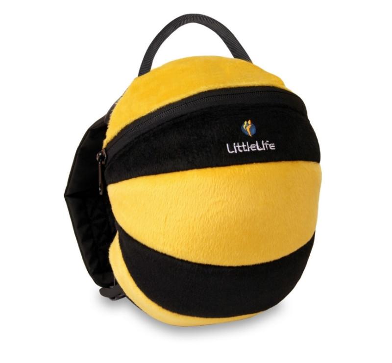 Plecaczek Little Life Animal Pack - Pszczółka