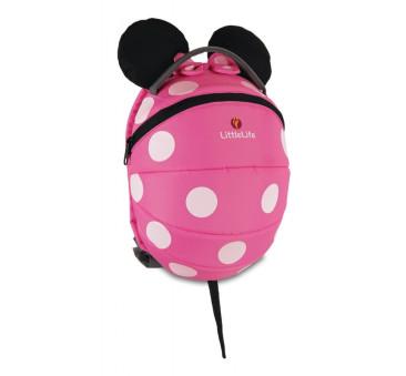 Duży Plecak LittleLife Disney Myszka Minnie - PINK