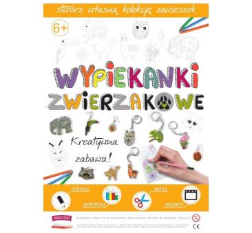 Zwierzakowe Wypiekanki - Breloczki, Zawieszki, Kolczyki - Fabryka Frajdy