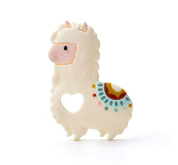 Llama - gryzak silikonowy - LouLou Lollipop