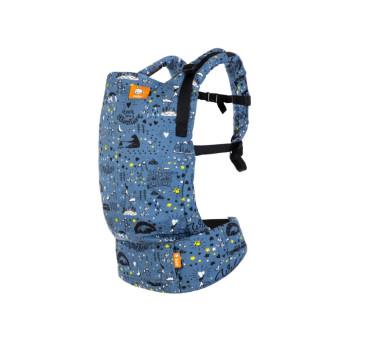 WANDER - regulowane nosidełko ergonomiczne - tula free-to-grow