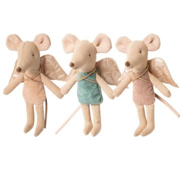 Myszka Wróżka - Fairy Mouse - Little Sister - Maileg - kolor losowy