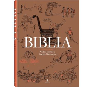BIBLIA TWARDE WYDANIE - WYDAWNICTWO DWIE SIOSTRY