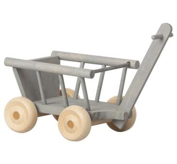 Miętowy - Wózek/ Wagon - Mini Mint - Maileg