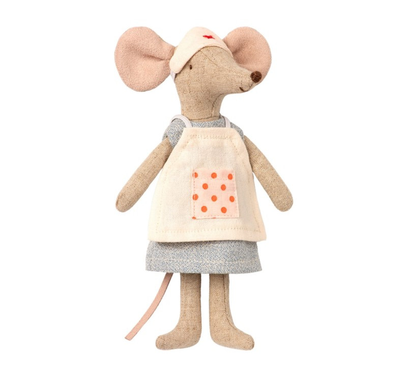 Myszka Pielęgniarka - Nurse Mouse - Maileg