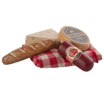 Jedzenie na Piknik - Vintage Picnic Set - Akcesoria dla Lalek - Maileg
