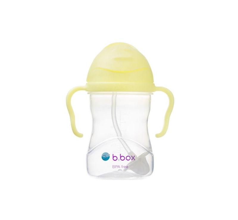 Banana Split - Nowy Innowacyjny Bidon Niekapek - B.BOX