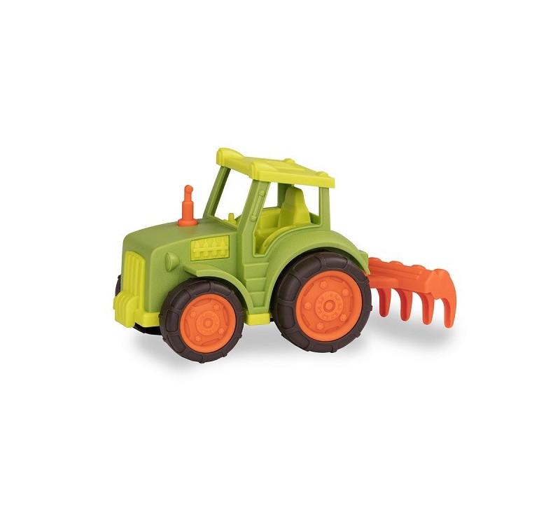 TRAKTOR Z BRONĄ – Tractor - Wonder Wheels