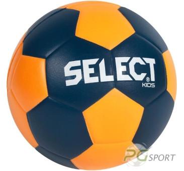 Select piłka ręczna KIDS III granatowo - pomarańczowa 42 CM