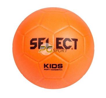 Select piłka ręczna SOFT KIDS MIKRO pomarańczowa
