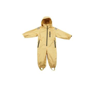 Rainsuit Yellow Falcon 104-110 (4-5 lat) - Ducksday - Kombinezon Przeciwdeszczowy Całoroczny