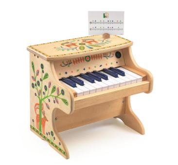 Pianino Elektryczne - 18 klawiszy - Djeco