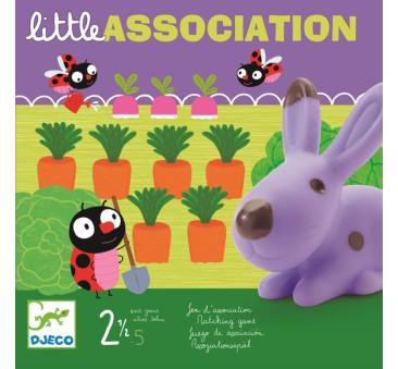 LITTLE ASSOCIATION - Gra Planszowa - Djeco