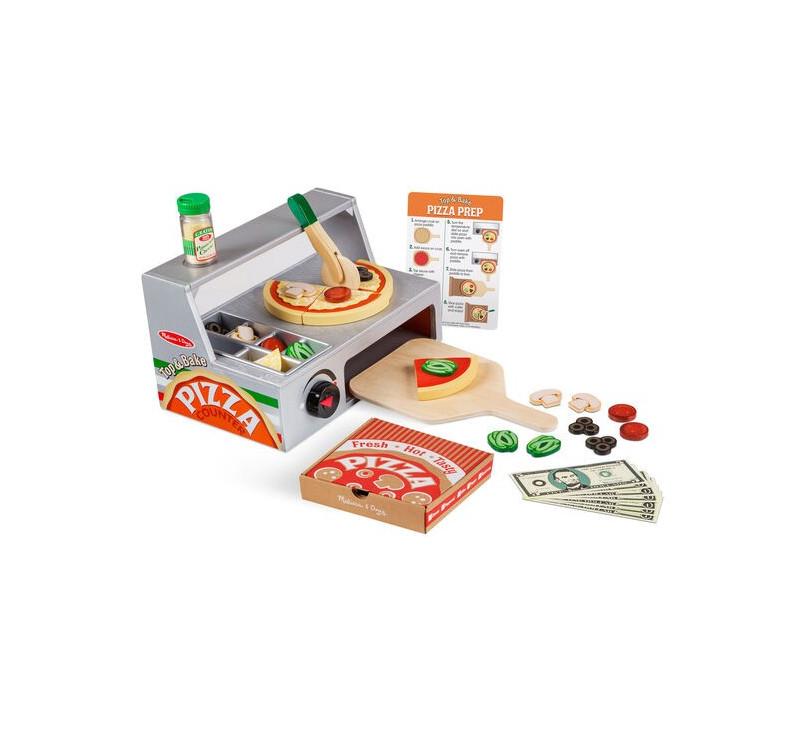 Pizzeria - Melissa & Doug - Montessori