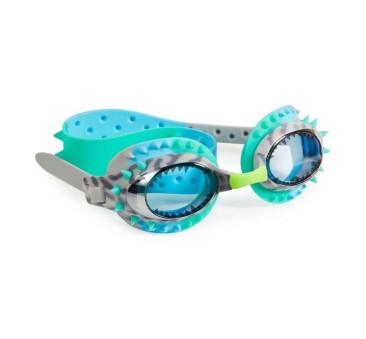 Dinozaur - Szare - Okulary Do Pływania - Grey - Bling2O