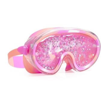 Różowa - Maska Do Pływania - z Brokatem - Bling2O