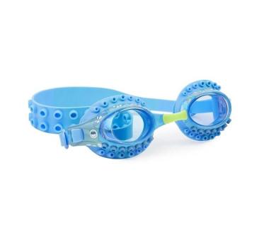 Ośmiornica - Niebieskie - Okulary Do Pływania - Blue - Bling2O