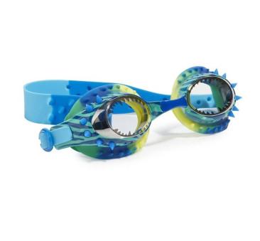 Dinozaur - Okulary Do Pływania - Niebieskie - Bling2O