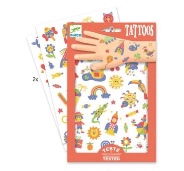 Słodziaki - Tatuaże - Djeco