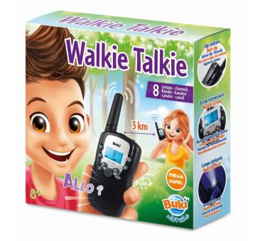 WALKIE TALKIE - Zasięg 3 km - BUKI