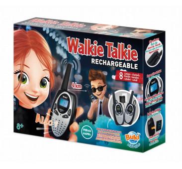 WALKIE TALKIE - Zasięg 4 km - BUKI