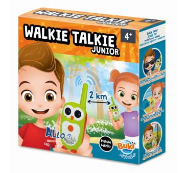 WALKIE TALKIE Junior - Zasięg 2 km - BUKI