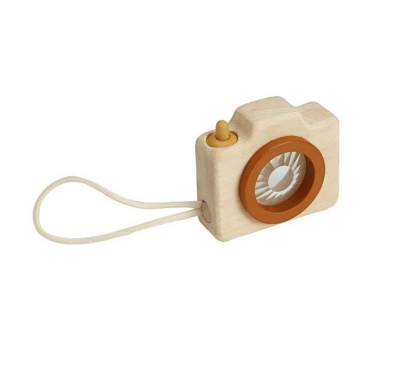 Mini Aparat Fotograficzny - Plan Toys - Montessori