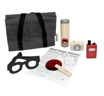 Zestaw Małego Detektywa - Plan Toys - Montessori