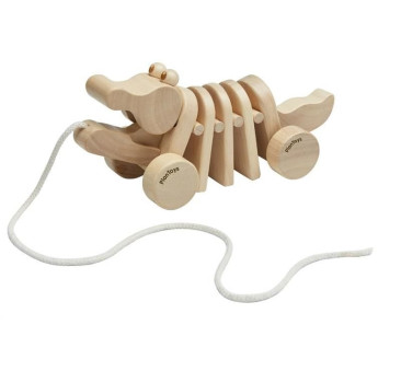 Tańczący Aligator - Bliżej Natury - Plan Toys - Montessori