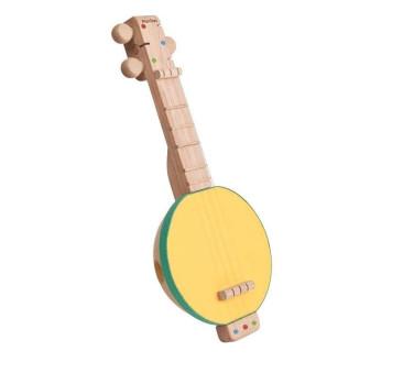 Banjolele - Plan Toys - Drewniany Instrument Muzyczny
