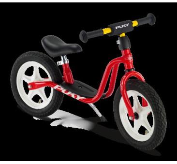 Rowerek Biegowy LR 1L Czerwony - Białe Koła - PUKY