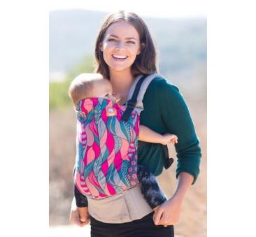 BABY TULA - nosidełko standardowe - wzór Cheshire