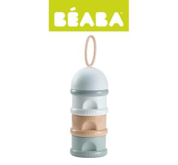Pojemniki na mleko w proszku nude - Beaba