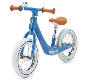 Blue Sapphire - Rowerek Biegowy Magnessium - RAPID - Niebieski - Kinderkraft